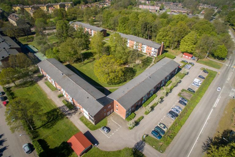 Kupolen fastighets AB-byggnad